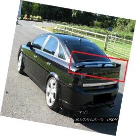 エアロパーツ OPEL VAUXHALL VECTRA C HB GTS REAR BOOT / TRUNK SPOILER NEW OPEL VAUXHALL VECTRA C HB GTSリア・ブーツ/トランク・スポイラーNEW