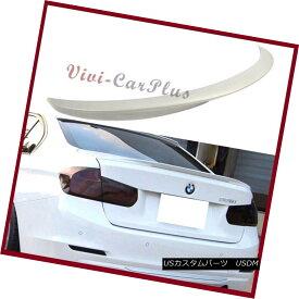 エアロパーツ #300 Alphine White 12-2016 BMW F30 325i 328i 335i P Look Tail Trunk Rear Spoiler #300アルパインホワイト12-2016 BMW F30 325i 328i 335i Pルックテールトランクリアスポイラー