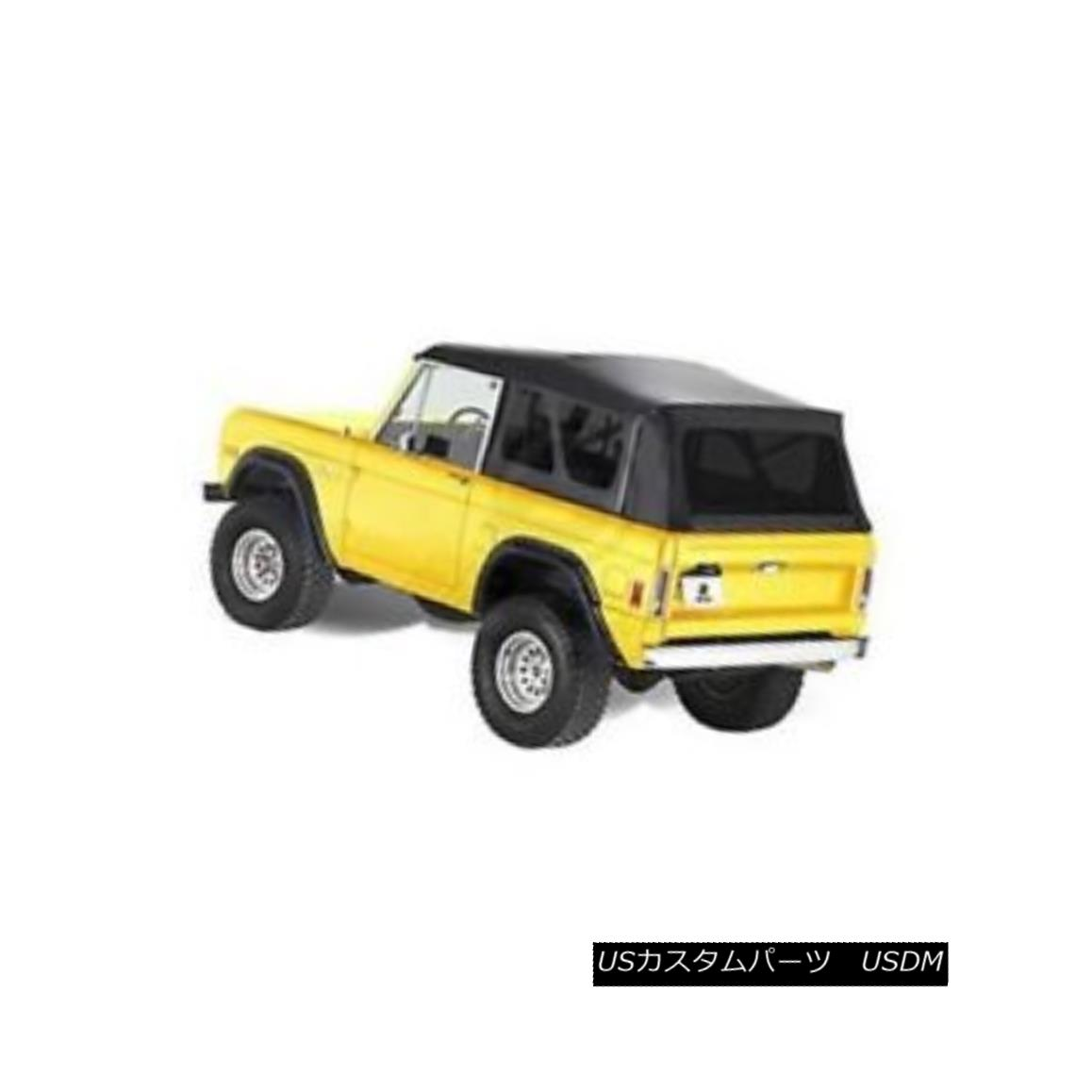 幌・ソフトトップ Bestop 51533-01 Soft Top Supertop Polymer Cloth Black fits Ford SUV ベストトップ51533-01ソフトトップスーパーポップポリマークロスブラックフォードSUV
