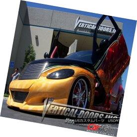 ガルウィングキット Vertical Doors - Vertical Lambo Door Kit For Chrysler PT Cruiser 2001-10 垂直ドア - クライスラーPTクルーザー用の垂直型ランボルギーニドアキット2001-10