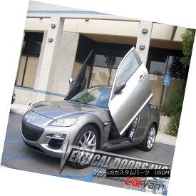 ガルウィングキット Vertical Doors - Vertical Lambo Door Kit For Mazda RX8 2004-08 -VDCMAZRX80408 垂直ドア - マツダRX8 2004-08のための垂直のランボルギーニドアキット-VDCMAZRX80408