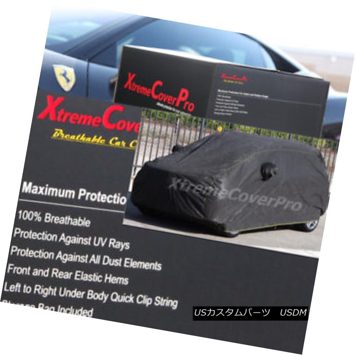 カーカバー 2013 Ford Escape Breathable Car Cover w/MirrorPocket 2013フォードエスケープ通気性車カバー付きMirrorPocket