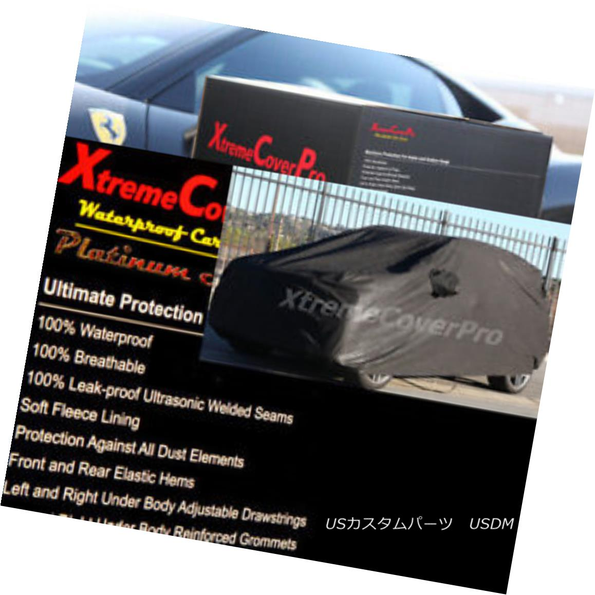 カーカバー 2001 Suzuki Grand Vitara XL-7 Waterproof Car Cover w/MirrorPocket 2001年スズキ・グランド・ヴィタラXL-7防水カーカバー付き(MirrorPocket)