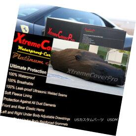 カーカバー 2008 2009 Mercury Sable Waterproof Car Cover w/MirrorPocket 2008年の水銀セーブル防水カーカバー付き(MirrorPocket)