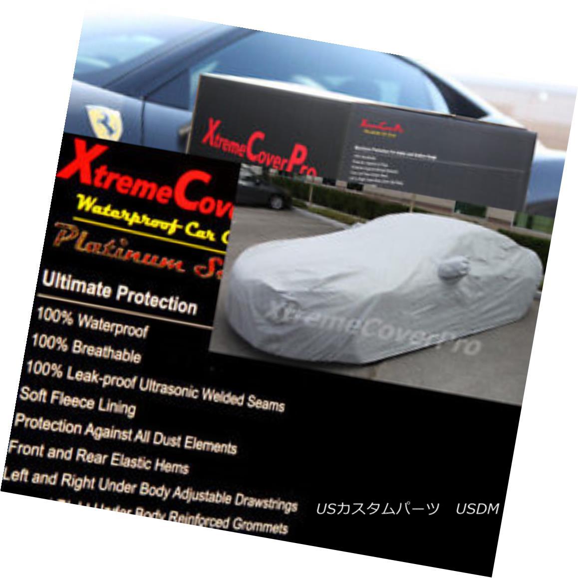 カーカバー 1992 1993 1994 Oldsmobile Cutlass Supreme Waterproof Car Cover w/MirrorPocket 1992 1993 1994年Oldsmobile Cutlass最高防水カーカバー付きMirrorPocket