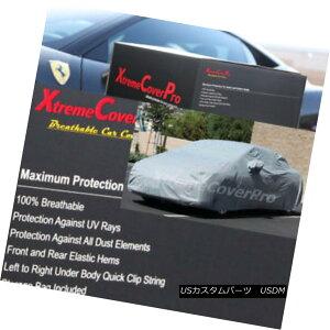 カーカバー 2000 2001 2002 2003 2004 Volvo V40 Breathable Car Cover w/MirrorPocket 2000 2001 2002 2003 2004 Volvo V40ミラーカーペット付き通気性カーカバー