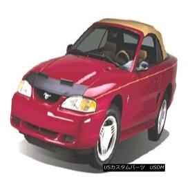 フルブラ ノーズブラ Lebra Hood Protector Mini Mask Bra Fits Mazda Miata 1999-2000 LebraフードプロテクターミニマスクブラはMazda Miata 1999-2000に適合