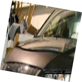 フルブラ ノーズブラ Lebra Hood Protector Mini Mask Bra Fits Mazda 3 Exc. MAZDASPEED3 2010 thru 2013 LebraフードプロテクターミニマスクブラはMazda 3 Excにフィットします。 MAZDASPEED3 2010年から2013年