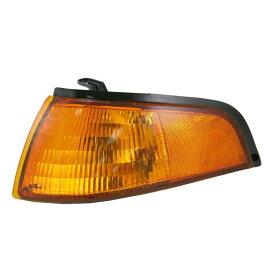 コーナーライト Side Corner Parking Marker Turn Signal Lamp Light Left Driver for 93-96 Escort サイドコーナーパーキングマーカーターンシグナルランプライト左側のドライバー(93-96エスコート用)