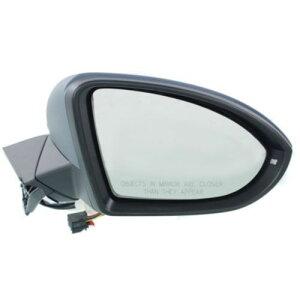 ミラー For Golf 15, Passenger Side Mirror, Paint to Match ゴルフ15、助手席側ミラー、ペイントマッチ