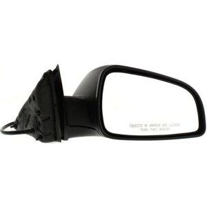 ミラー For Malibu 08-12, Passenger Side Mirror, Textured Black マリブ08-12、乗客側ミラー、テクスチャブラック