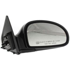 ミラー For Spectra 04-09, Passenger Side Mirror, Paint to Match Spectra 04-09、Passenger Side Mirror、ペイントトゥマッチ