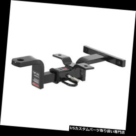 "ヒッチメンバー Curt Class 1 Trailer Hitch 1-1 / 4 ""レシーバー、マウント117123(ポルシェ924/944用) Curt Class 1 Trailer Hitch 1-1/4"" Receiver w/Mount 117123 for Porche 924 / 944"