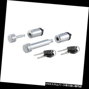 ヒッチメンバー カート23526ヒッチ& A カプラロックセット Curt 23526 Hitch  Coupler Lock Set