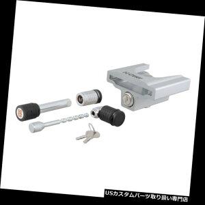 """ヒッチメンバー 23086カートヒッチピン& A トレーラーカプラーロックセット - 5/8 """"2""""レシーバー用 23086 Curt Hitch Pin  Trailer Coupler Lock Set - 5/8"""" for 2"""" Receiver"""