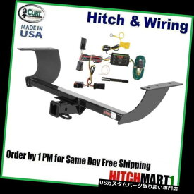 "ヒッチメンバー FITS 2012-2014 CHRYSLER 300Sクラス3 CURT TRAILER HITCH& A 配線2 ""トウレシーバ FITS 2012-2014 CHRYSLER 300S CLASS 3 CURT TRAILER HITCH & WIRING 2"" TOW RECEIVER"