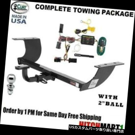 "ヒッチメンバー FITS 2011-2014 CHRYSLER 300 Cクラス2 CURT TRAILER HITCHパッケージw / 2 ""BALL FITS 2011-2014 CHRYSLER 300C CLASS 2 CURT TRAILER HITCH PACKAGE w/ 2"" BALL"