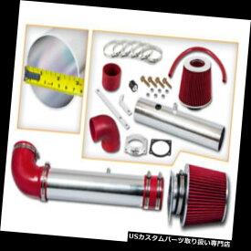 BLACK DRY FILTER FOR 97-03 F150 Pickup 4.2L V6 SPORT AIR INTAKE KIT