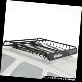 カーゴ ルーフ キャリア Yakima 8007080 Megawarrior Car Suvルーフカーゴバスケットキャリアトップラック Yakima 8007080 Megawarrior Car Suv Roof Cargo Basket Carrier Top Rack