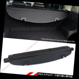 リアーカーゴカバー 2017-2019マツダCX5格納式トランク貨物カバー荷物シェードシールド - ブラック For 2017-2019 Mazda CX5 Retractable Trunk Cargo Cover Luggage Shade Shield-Black