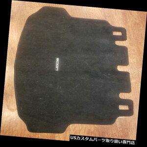 リアーカーゴカバー 05 06 07 08 09 10 SCION TCリアトランクカーゴフロアフロアマットラグブラックOEM 05 06 07 08 09 10 SCION TC REAR TRUNK CARGO COVER FLOOR MAT RUG BLACK OEM