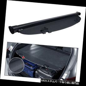 リアーカーゴカバー マツダCX-5 CX5 2013-2016ブラックリアトランクセキュリティシールドカーゴカバー用1 PCS 1 PCS For Mazda CX-5 CX5 2013-2016 Black Rear Trunk Security Shield Cargo Cover
