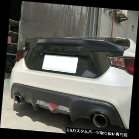 GTウィング SCION FRS / SUBARU BRZ 13-17 GT86用ストックABS TRDスタイルリアトランクスポイラーウイング Stock ABS TRD Style Rear Trunk Spoiler Wing For SCION FRS/SUBARU BRZ 13-17 GT86