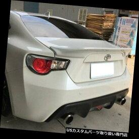 GTウィング 13-17 SCION FRS / SUBARU BRZ GT86リアトランクスポイラーウィングTRDスタイル用 Painted For 13-17 SCION FRS/SUBARU BRZ GT86 Rear Trunk Spoiler Wing TRD Style