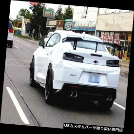 GTウィング 第6世代カマロSS ZL1のための2016+ 1LEスタイルカーボンファイバーリアスポイラーGTウィング 2016+ 1LE Style Carbon Fiber Rear Spoiler GT Wing For 6th Gen Camaro SS ZL1