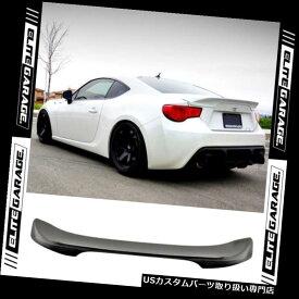 GTウィング Toyota 86 /スバルBRZ - 後部ブーツスポイラーウイング(TRD STYLE)(12-18)GT86 GT GTS Toyota 86 / Subaru BRZ - Rear Boot Spoiler Wing (TRD STYLE) (12-18) GT86 GT GTS