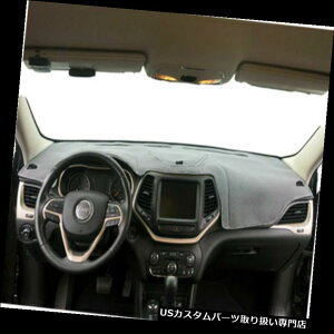 USダッシュボード カバー 2005-2009フォードマスタングダッシュカバーUSA MADEと互換性のある灰色のカーペットダッシュマット Gray Carpet Dash Mat Compatible with 2005-2009 Ford Mustang Dash Cover USA MADE
