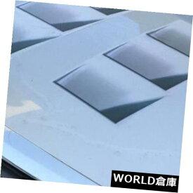 USフードベントトリム 耐久性のある3D SUV車の装飾フードフェンダーベントエアステッカーユニバーサルデカール Durable 3D SUV Car Decoration Hood Fender Vent Air Stikcer Universal Decal