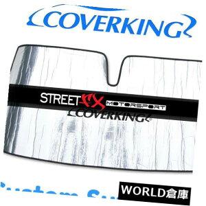 USサンバイザー フォードエクスプローラースポーツのための注文の風防ガラスの日よけ/盾を覆うこと Coverking Custom Windshield Sun Shade / Shield for Ford Explorer Sport