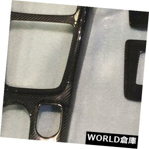 コンソールボックス カーボンファイバーセンターコンソールカバーベンツCLA45 A45 RHD用スティックRHDのみにフィット? Carbon Fiber Center Console Covers Stick On For Benz CLA45 A45 RHD Only Fit RHD!