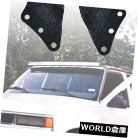 "LEDライトバー マウントブラケット* 2フィット99-06 GMCシエラ/シボレーシルバラード52 ""カーブLEDライトバーOM Mount Bracket*2 Fit 99-06 GMC Sierra/Chevy Silverado 52"" Curved LED Light Bar OM"