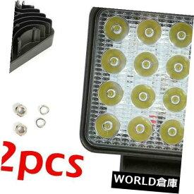 LEDライトバー 車のオートバイのための2本の48W LEDオフロード作業ライトバーIP67運転霧ランプ 2pcs 48W LED Offroad Work Light Bar IP67 Driving Fog Lamp for Car Motorcycle