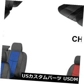 シートカバー 三菱STARWAGON 95-01用シングルローカスタムレザールックシートカバー SINGLE ROW CUSTOM LEATHER LOOK SEAT COVER FOR MITSUBISHI STARWAGON 95-01