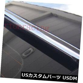 ルーフスポイラー 2004?2008年製日産マキシマ第6世代リアウィンドウルーフスポイラー(ブラック) Painted For 2004-2008 NISSAN MAXIMA 6th Gen-Rear Window Roof Spoiler(Black)