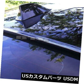 ルーフスポイラー 2004-2008日産マキシマ第6世代カーボンルックリアウィンドウルーフスポイラー用JR2 JR2 For 2004-2008 NISSAN MAXIMA 6th Gen Carbon Look Rear Window Roof Spoiler