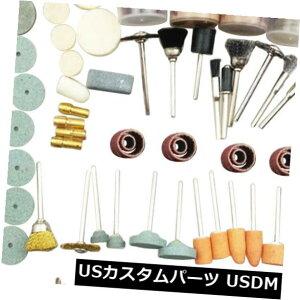 USメッキパーツ 研磨用サンディング研磨用マルチツールセット用ロータリーツールアクセサリーキット Rotary Tool Accessory Kit For Grinding Sanding Polishing Multi-Tool Set