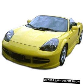 Front Body Kit Bumper 00-05トヨタMRS TS-1デュラフレックスフロントボディキットバンパー!!! 100209 00-05 Toyota MRS TS-1 Duraflex Front Body Kit Bumper!!! 100209