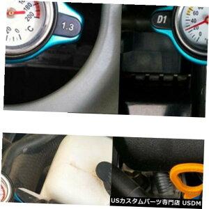 ラジエーターカバー 1.1BAR大型ヘッドカーラジエーターキャップカバー温度計メーターアルミニウム 1.1BAR Large Head Car Radiator Cap Cover Temperature Gauge Meter Aluminum