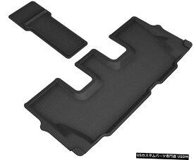 Floor Mat 3D MAXpider L1HY10131509 KAGUフロアマットは20-21パリセードに適合 3D MAXpider L1HY10131509 KAGU Floor Mat Fits 20-21 Palisade