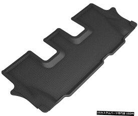 Floor Mat 3D MAXpider L1KA05231509 KAGUフロアマットは20-21テルライドに適合 3D MAXpider L1KA05231509 KAGU Floor Mat Fits 20-21 Telluride