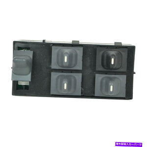 WINDOW SWITCH ポンティアック・グランダムのためのフロントドライバー電動サイドウィンドウスイッチ Front Driver Electric Side Window Switch for Pontiac Grand Am