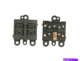 WINDOW SWITCH 1988プリマスカラベルY834WNのために左フロントウインドウスイッチ Front Left Window Switch For 1988 Plymouth Caravelle Y834WN
