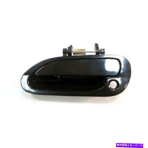 DOOR OUTER HANDLE 新しいアフターマーケットフロントドライバーサイドアウタードアハンドル、プライマーフィニッシュ72180S84A11 New Aftermarket Front Driver Side Outer Door Handle, Primer Finish 72180S84A11