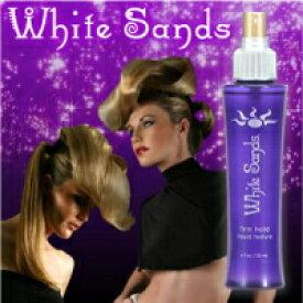 【5個+1個サービス計6個セット】送料無料 (ホワイトサンズ) あなたの髪の毛… 広がる ごわつく セットが乱れる キープが持続しない ハリウッド支持率90%のヘアスタイリング剤