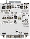 DXアンテナ 共同受信用ブースター(ビル共聴)770MHz帯双方向(35dB型)W35M(旧W35R3)