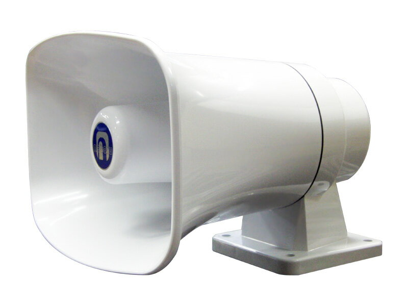 拡声器 ノボル電機 船舶用汽笛(第四種) SG-122 在庫あり即納